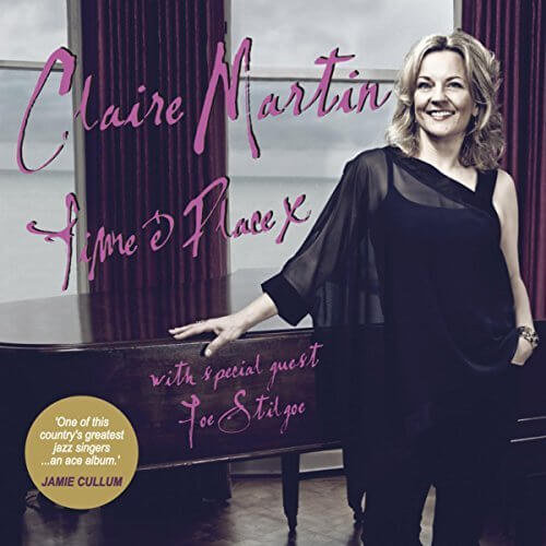 Claire Martin, Time and Place