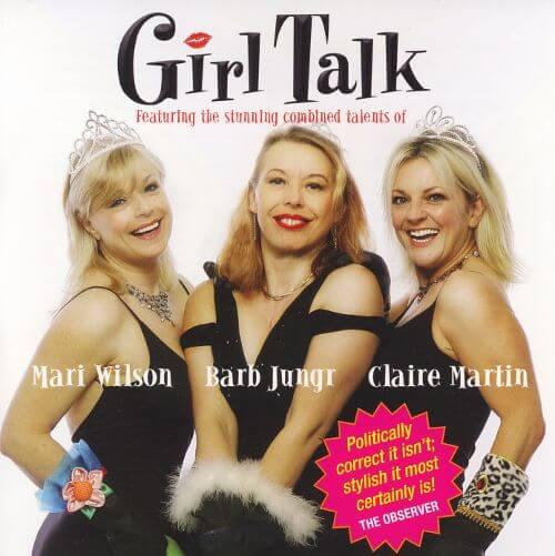 Claire Martin - Girl Talk
