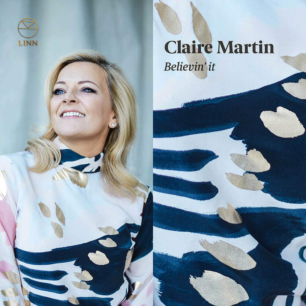 Claire Martin - Believin' it